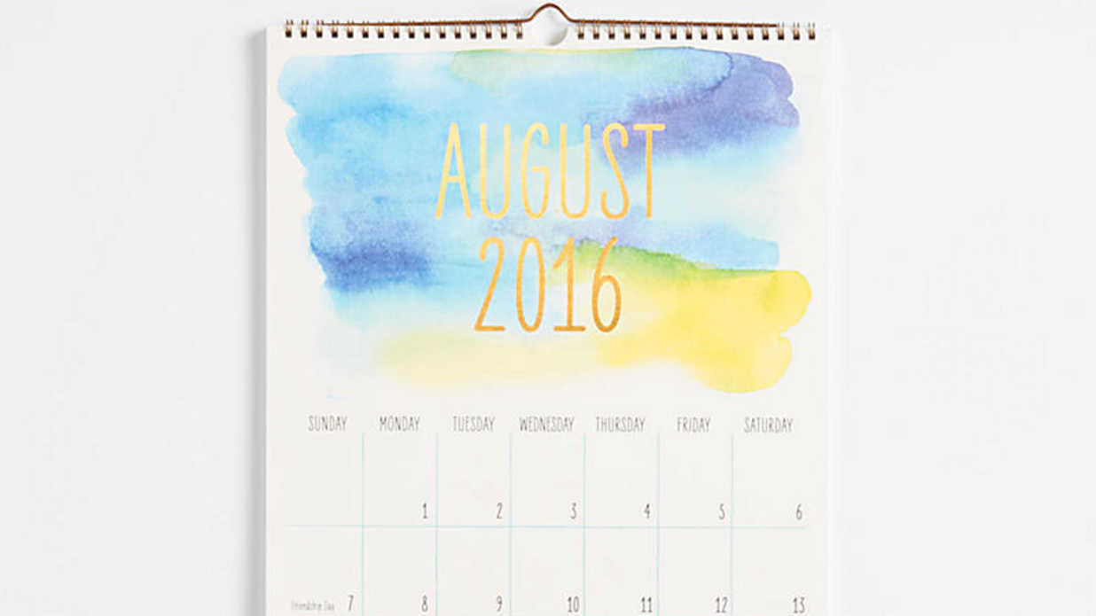 Save 75% on Calendars and Planners at Paper Source