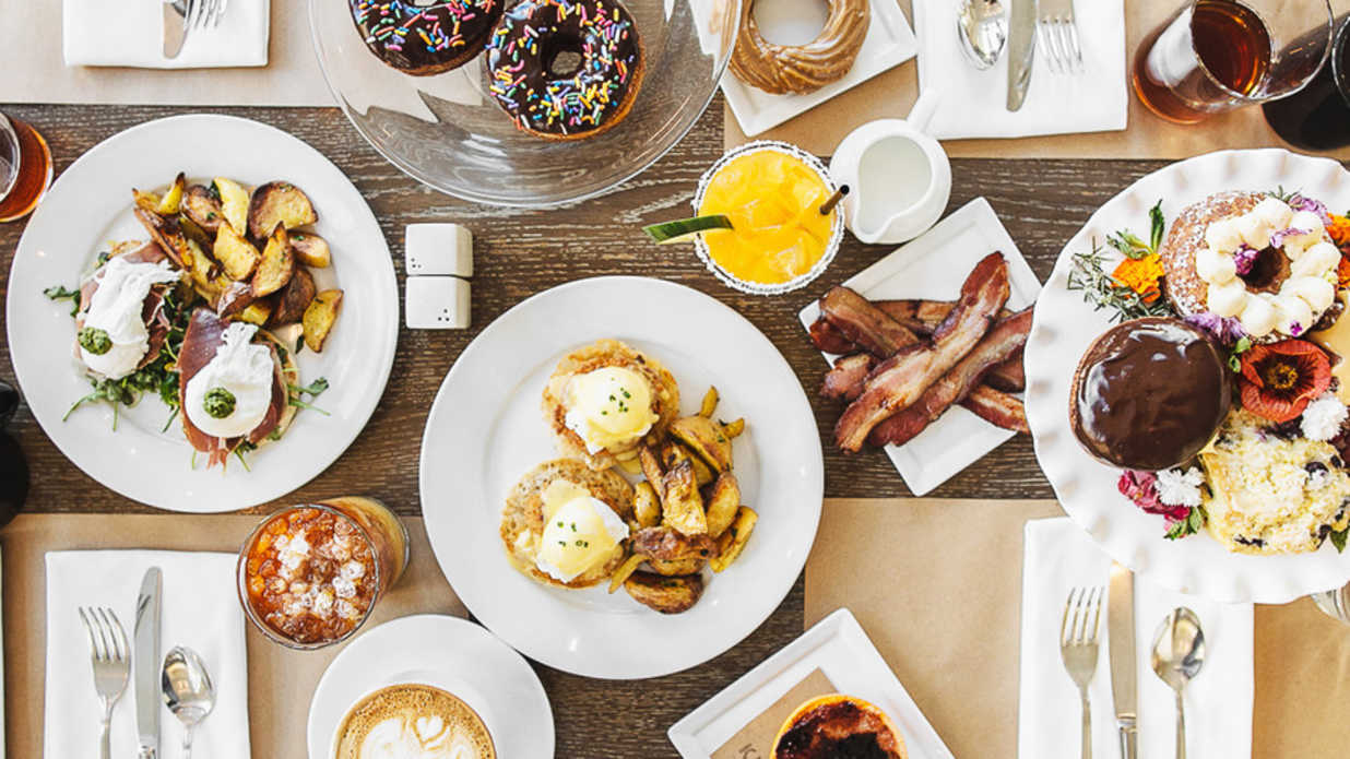 These Are the Best Brunch Spots in Every Southern State