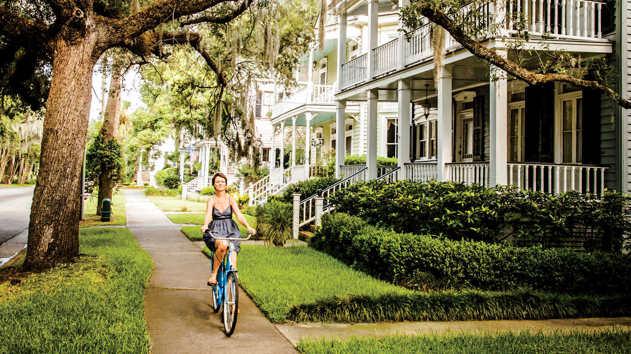 The South's Best Small Towns 2017
