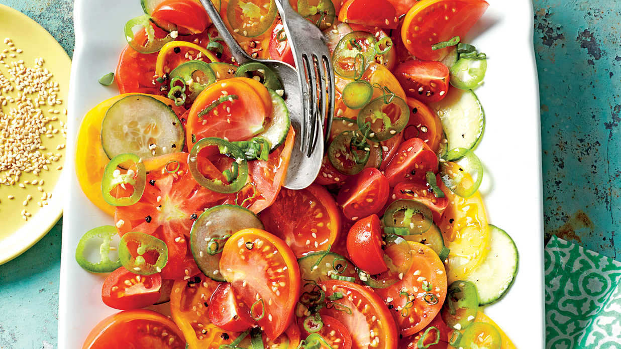 Cool Salads for Hot Summer Nights