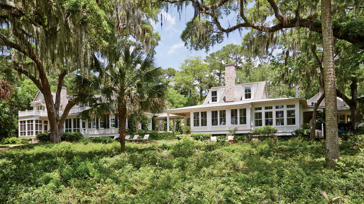 South Carolina River House Tour