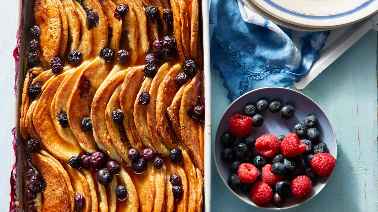 40 Easy Breakfast Recipes Made for Summer Entertaining