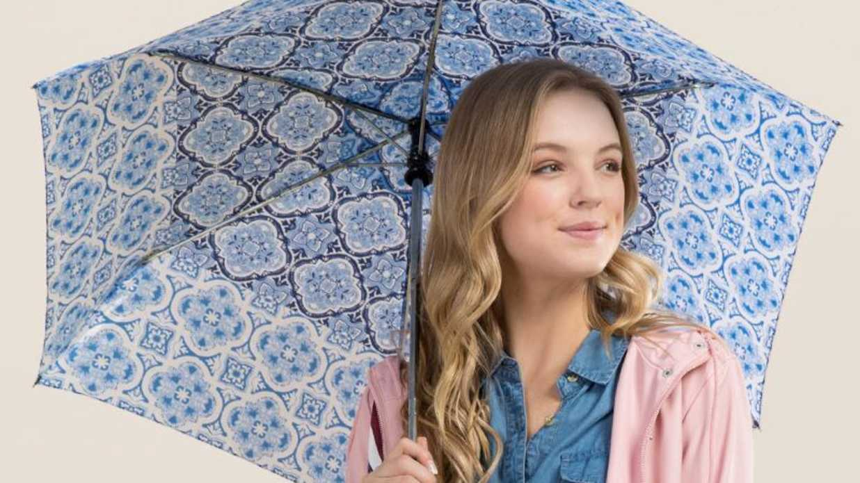 12 Adorable Umbrellas That Have Us Ready for Spring Showers