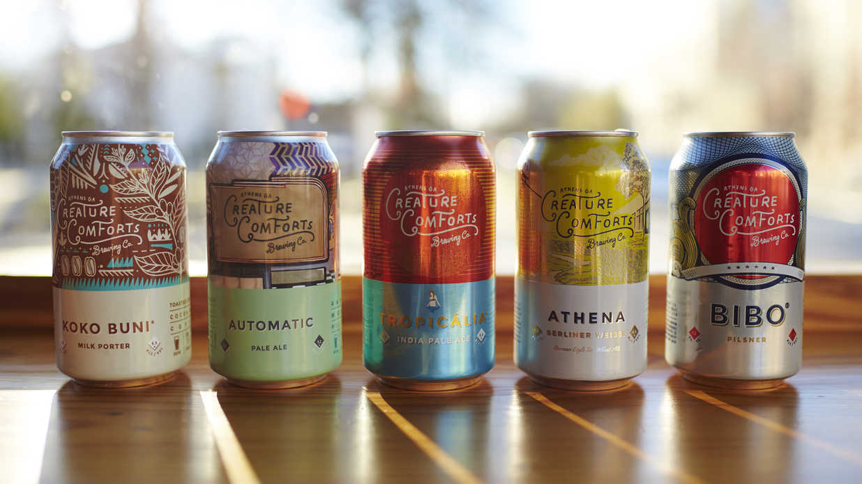 The South's Best Breweries 2017