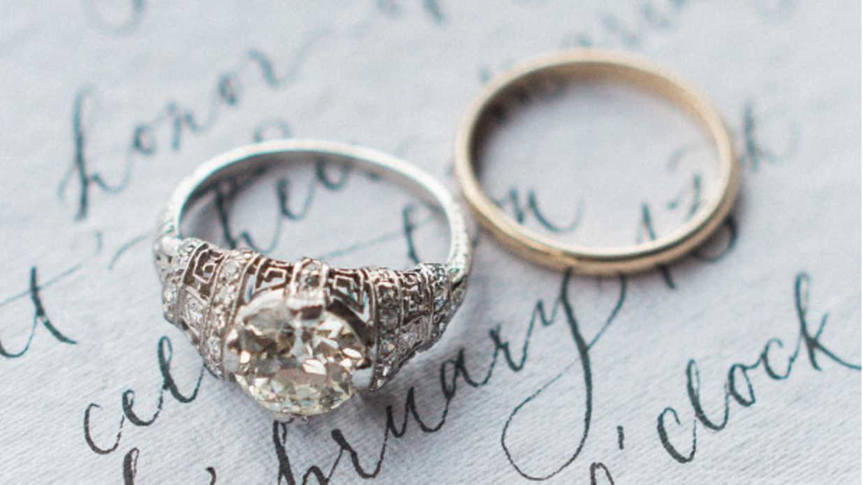 100 Years of Breathtaking Engagement Rings - Southern Living