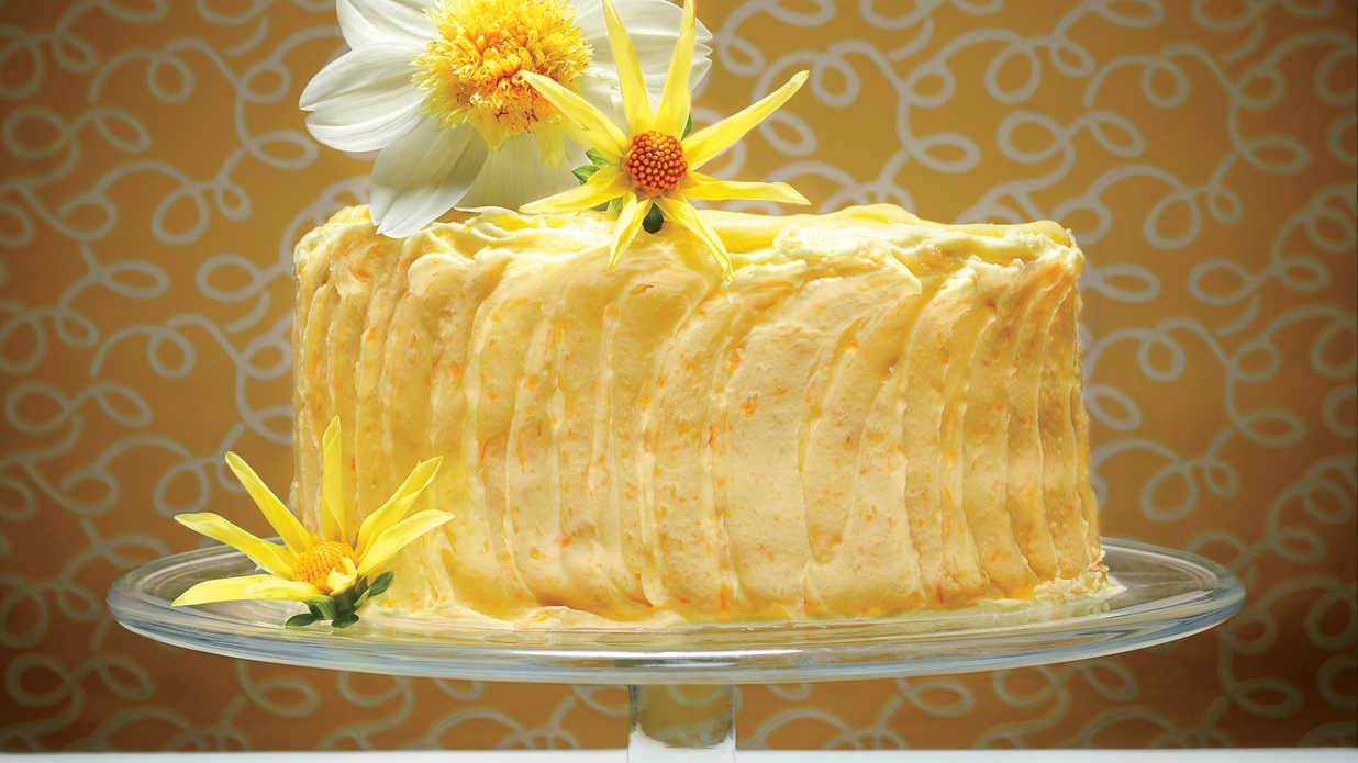This Lemon Cheese Layer Cake Is A Southern Classic