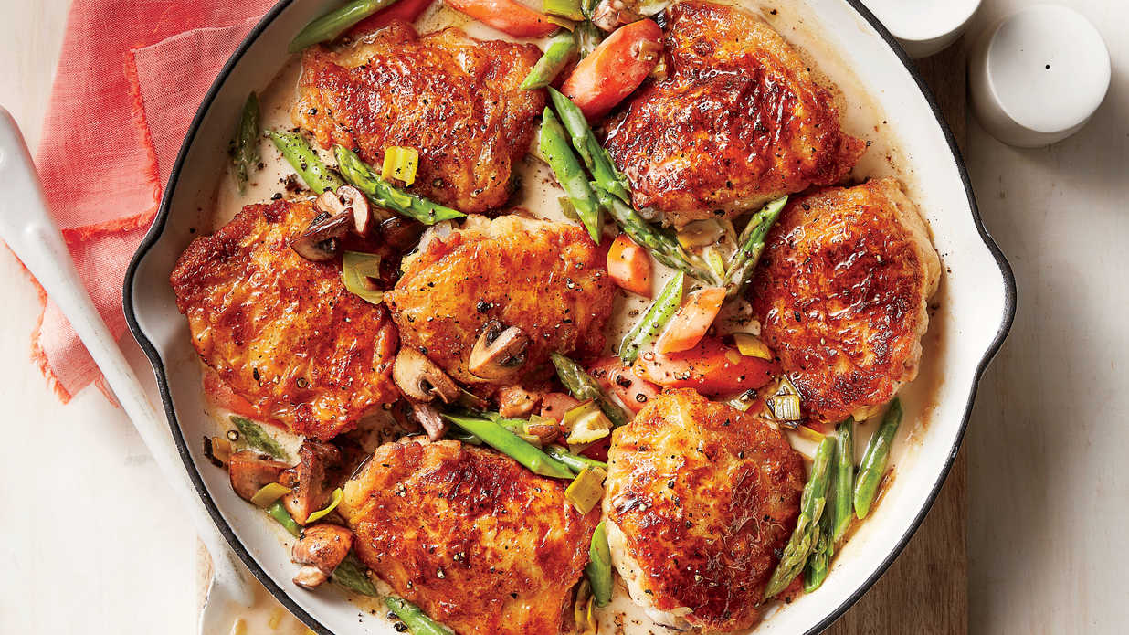 31 Quick and Easy Dinner Recipes to Make Every Night in March