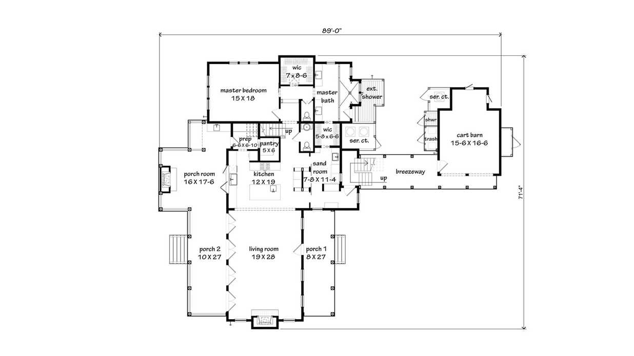 See the Floor Plans - Southern Living