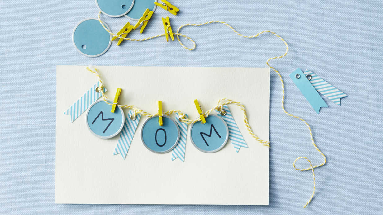 Homemade Mother's Day Cards That She's Going To Love