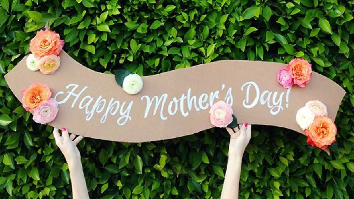 Homemade Mother's Day Crafts From Pinterest