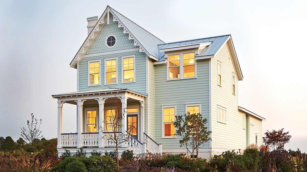 Southern house plans southern living for Timeless house plans