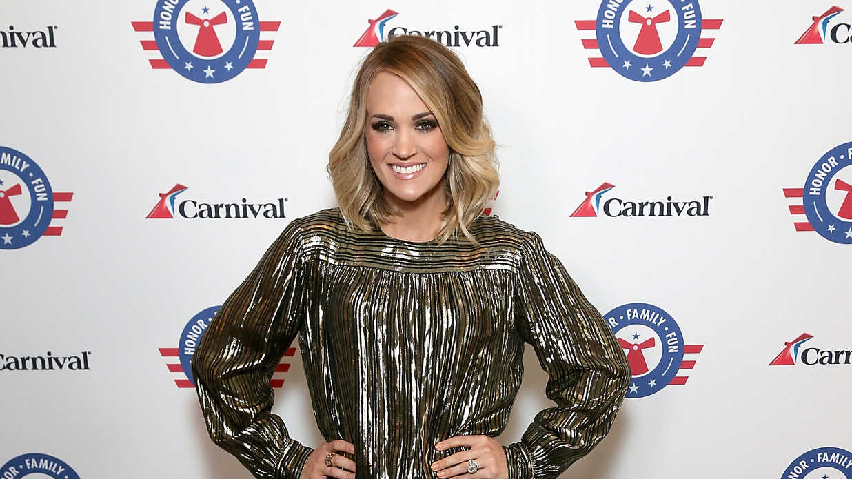 8 Beauty Rules Carrie Underwood Lives By