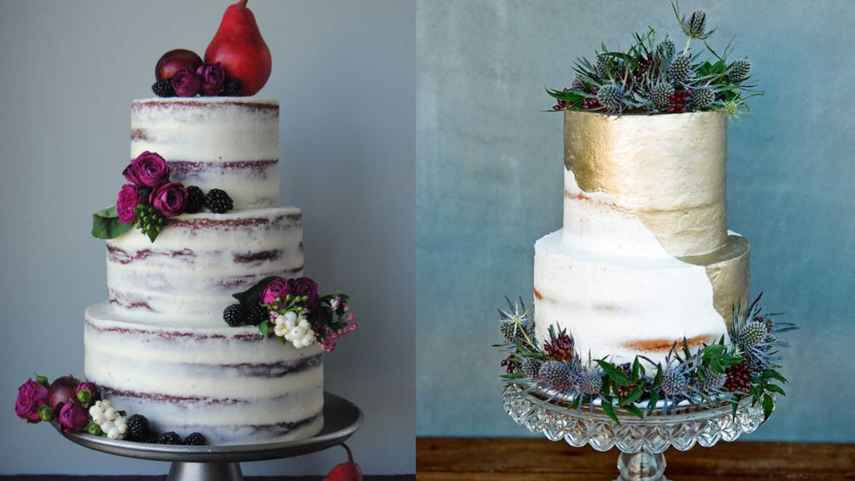 wedding cakes falling over gorgeous fall wedding cakes we re drooling southern 24342