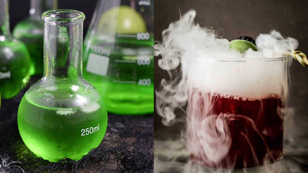 Halloween Drinks We're Dying to Try