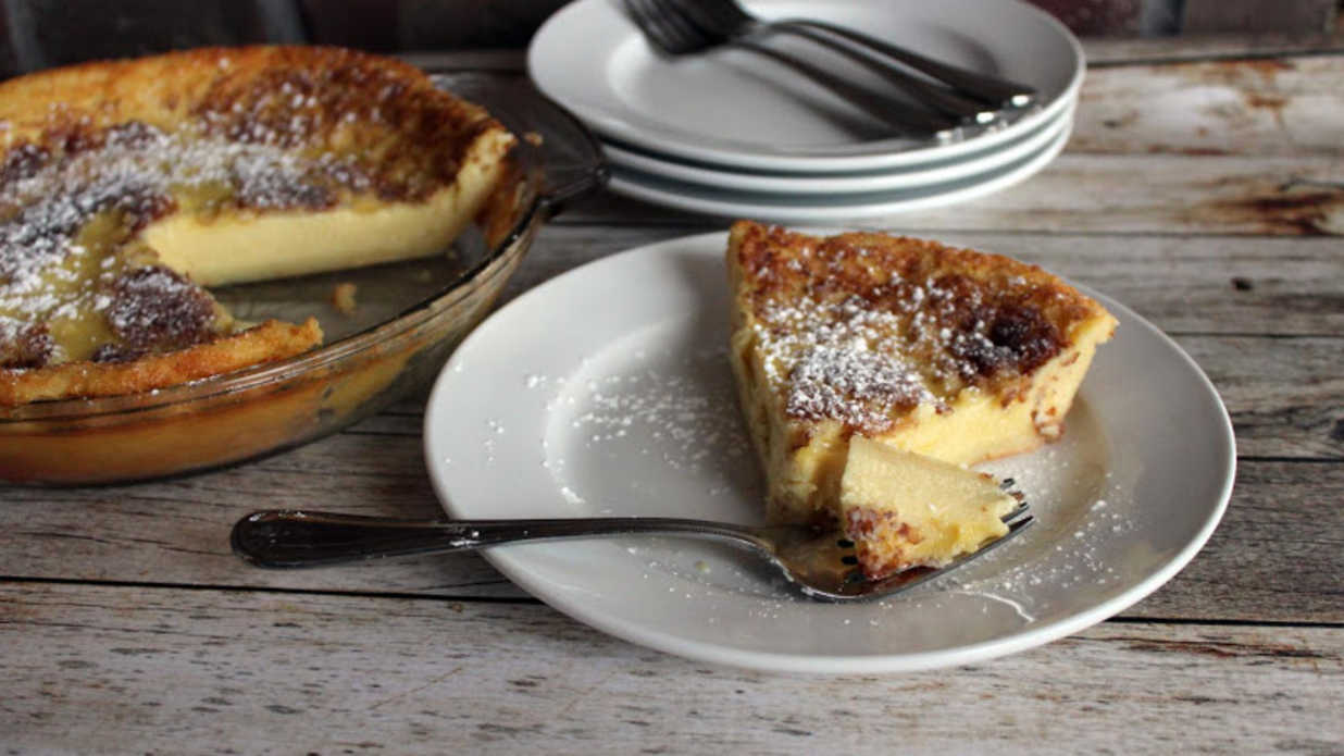 Crustless Pie Recipes We're Dreaming About