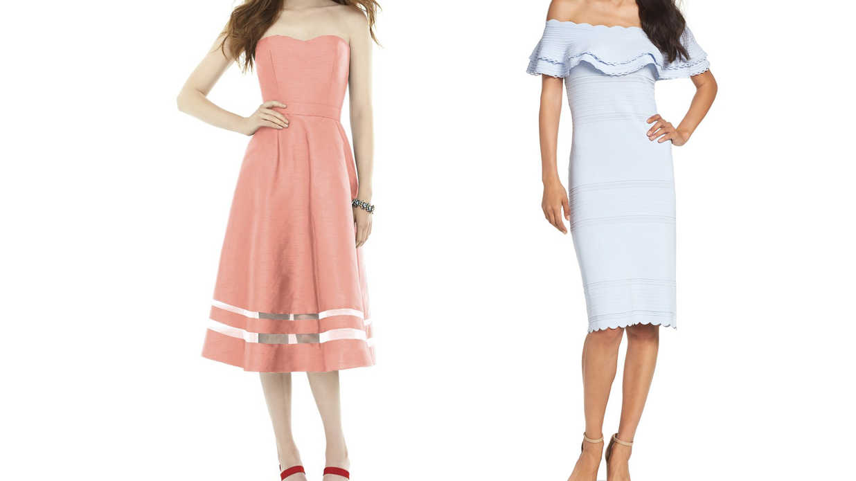 Stunning Spring Trends We Can't Wait To Wear To A Wedding