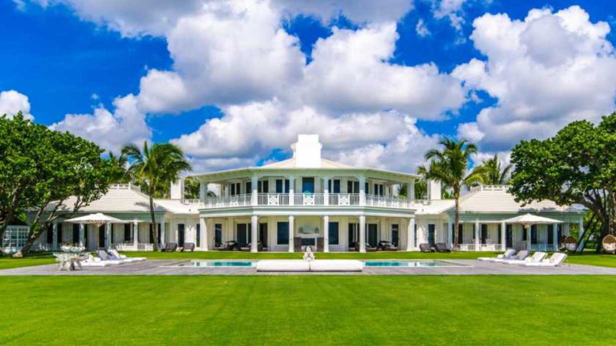 Céline Dion's Luxurious Florida Mansion Sells to Mystery American for $38.5 Million — Half Its Original Asking Price