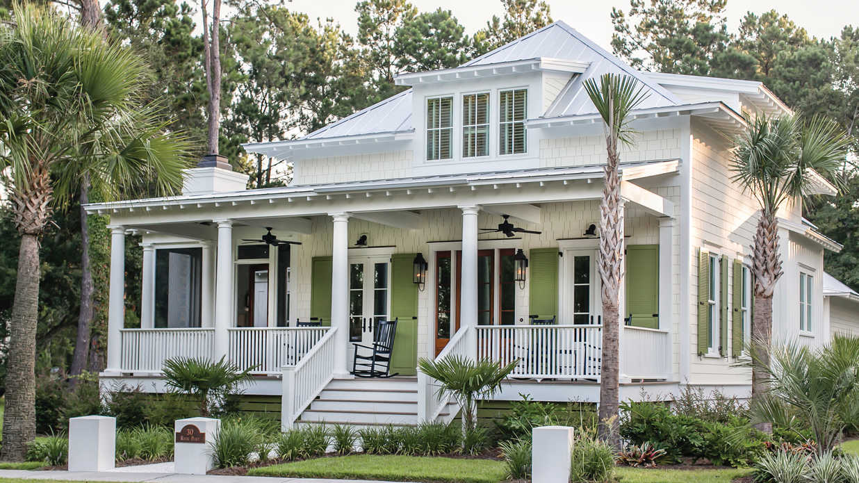 The house hunters narrator finally introduced herself southern living - Southern living house plans one story ideas ...