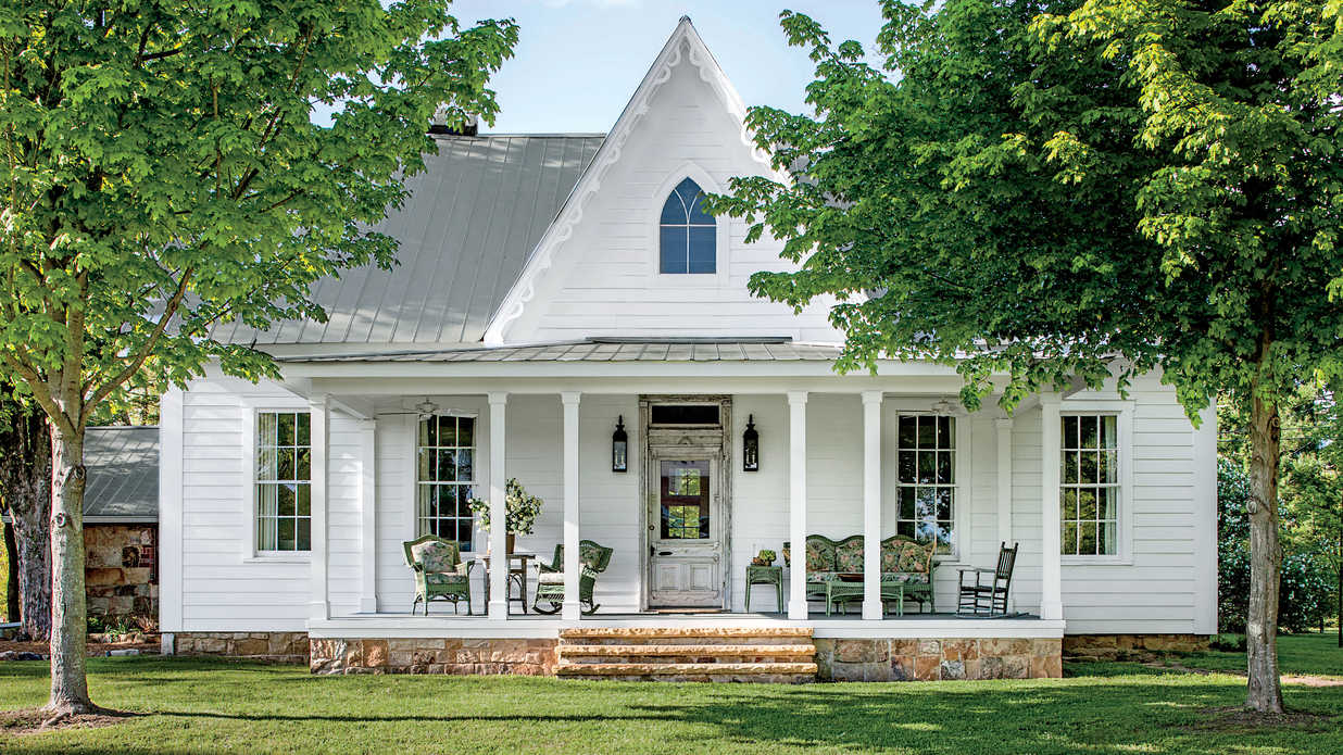 Before After Farmhouses on Country Home House Plans With Porches