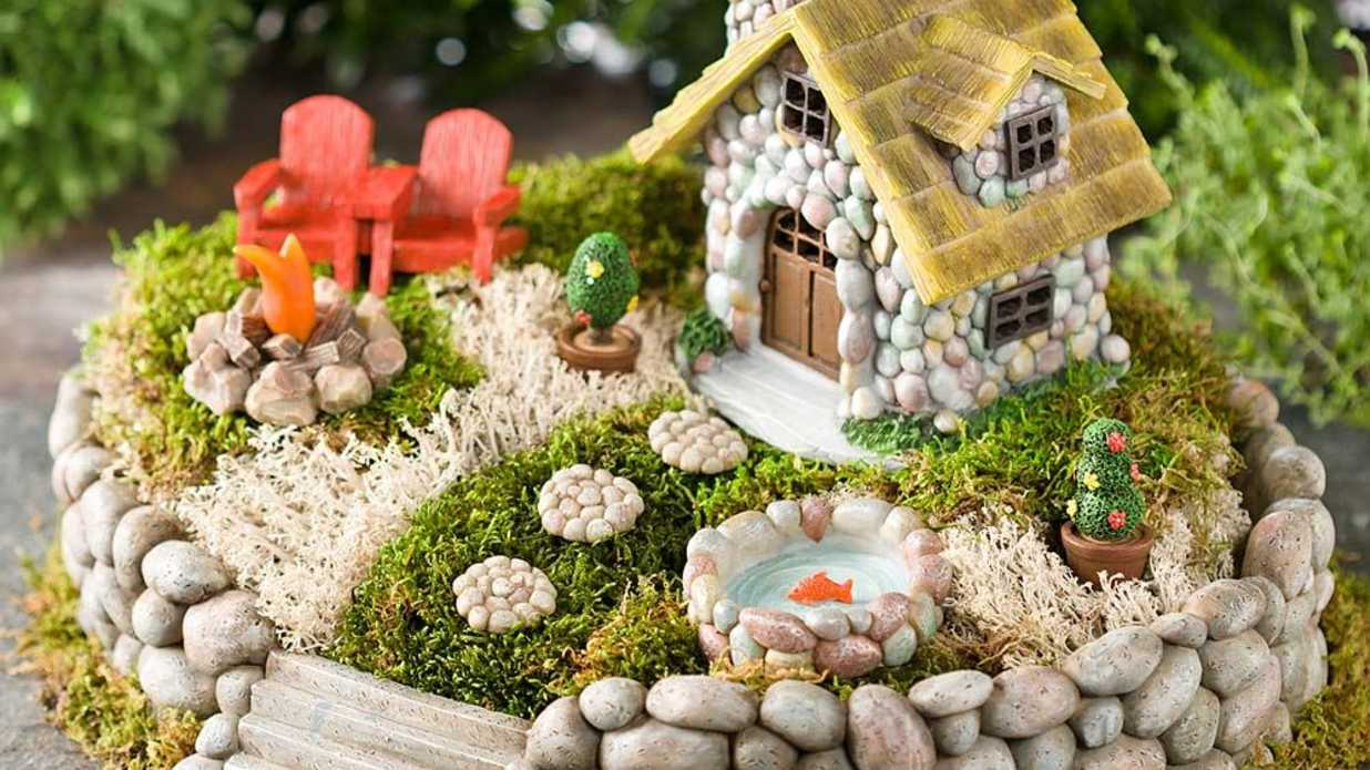 10 Enchanting Fairy Gardens To Bring Magic Into Your Home   Southern Living