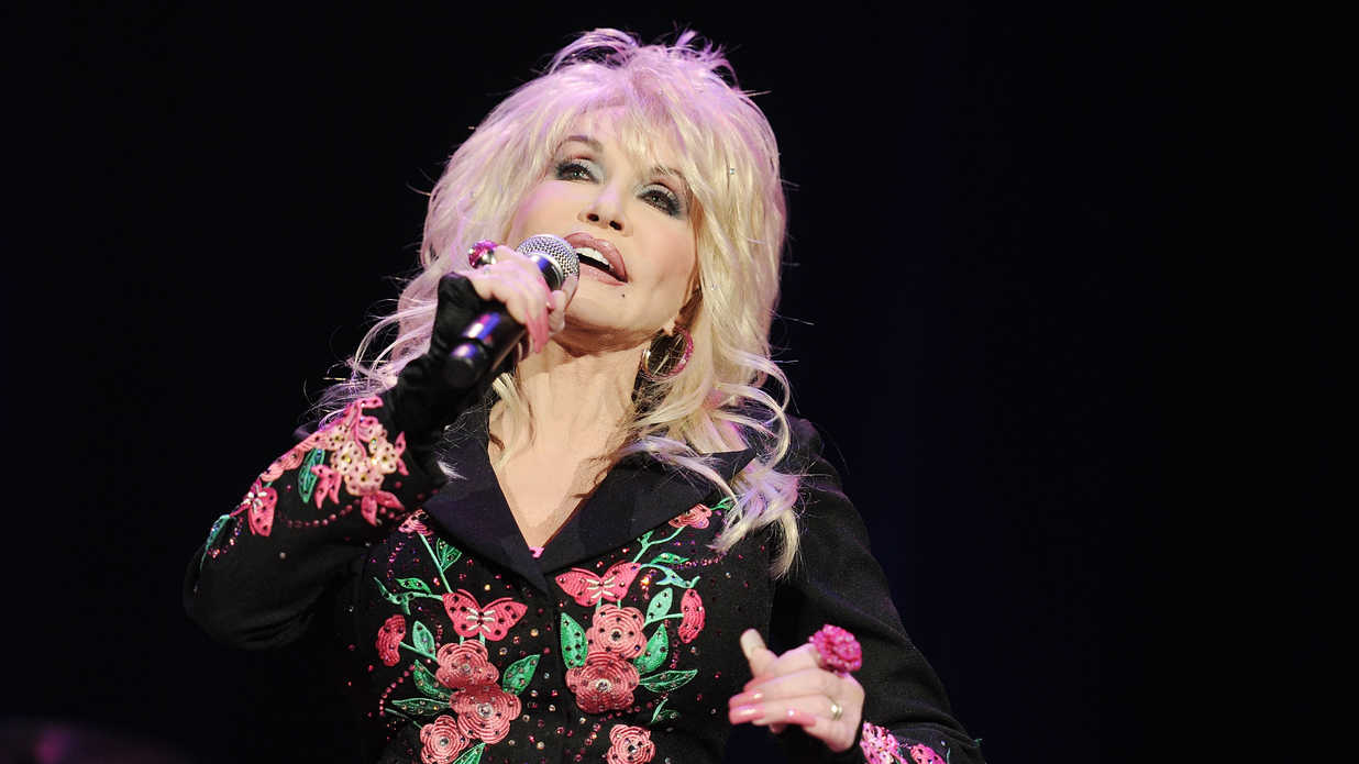 16 Quotes by Dolly on Faith and Family