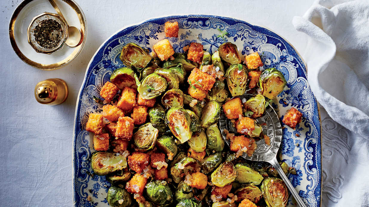 Holiday Side Dishes Your Vegetarian Guests Will Love