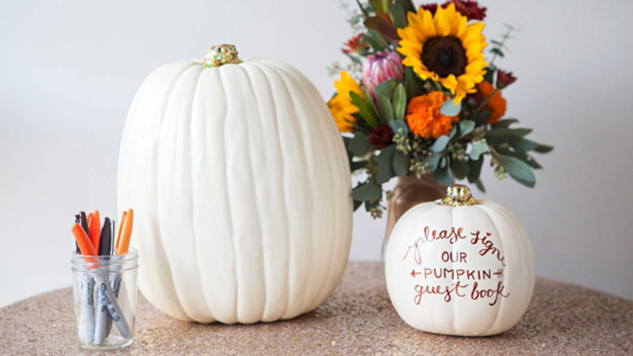 Fall Baby Shower Ideas