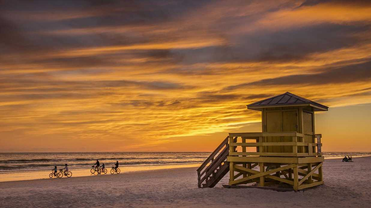 The South's Best Beaches