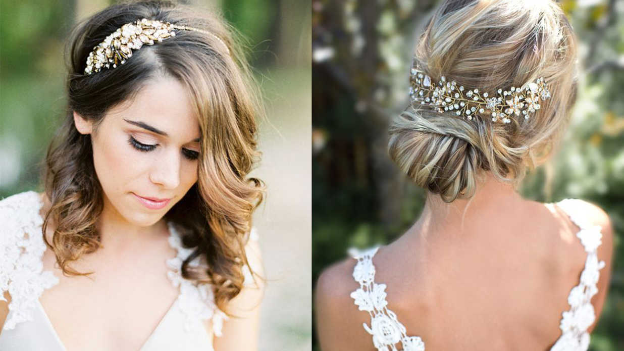 best hair style for wedding swoon worthy summer wedding hairstyles southern living 8207