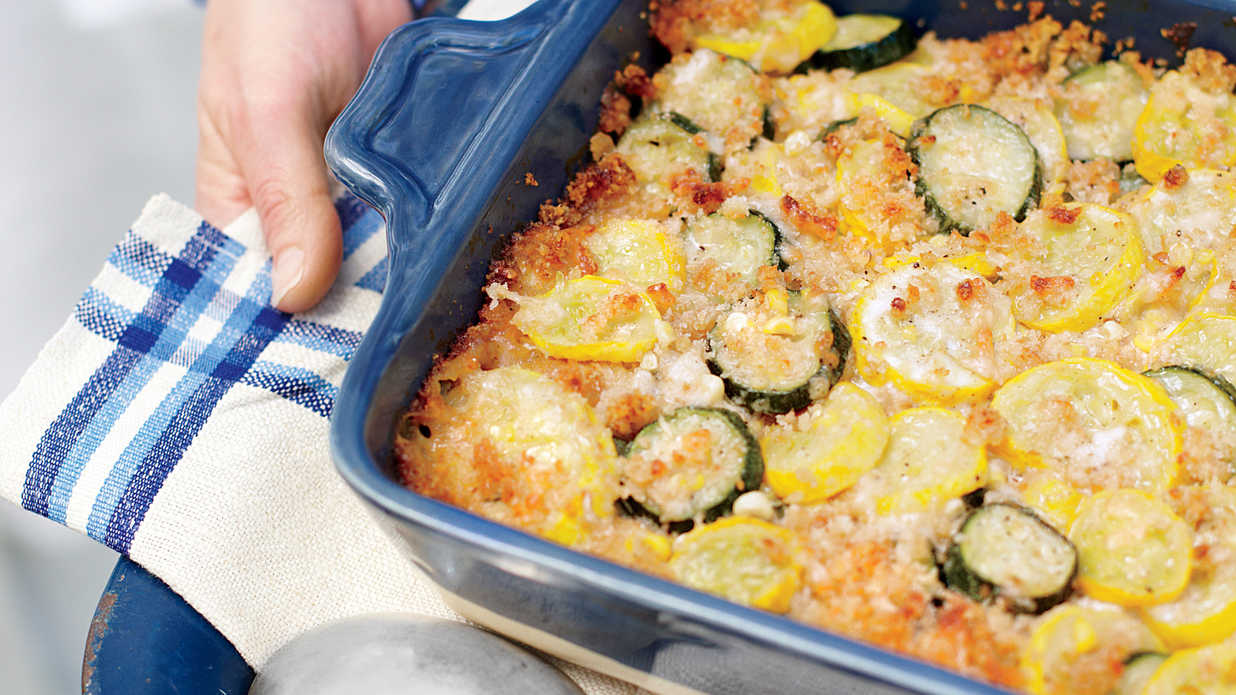 Summer Casserole Recipes That Make the Most of Your Farmers' Market Finds