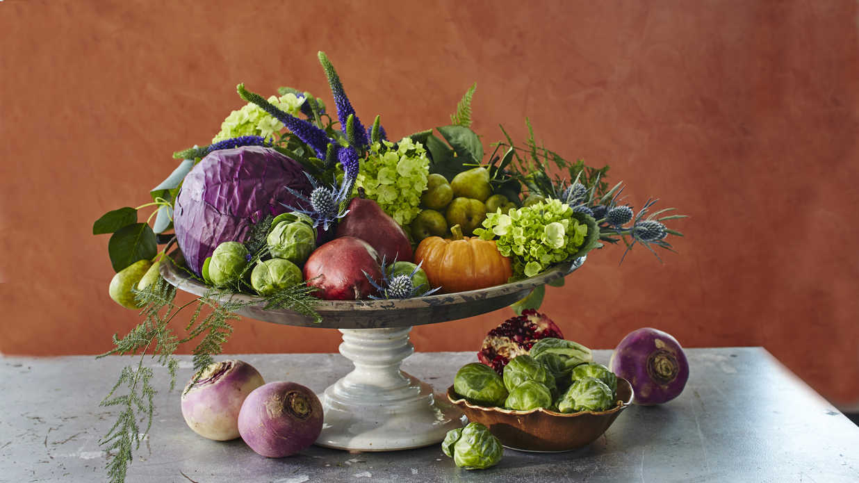 Thanksgiving Centerpieces That Will Make You Swoon