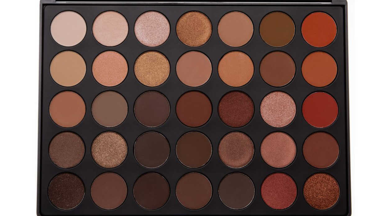 The Best Fall Eyeshadow Palettes