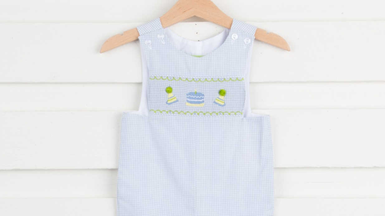 5 Smocked Styles You'll Find in Every Southern Little Boy's Closet