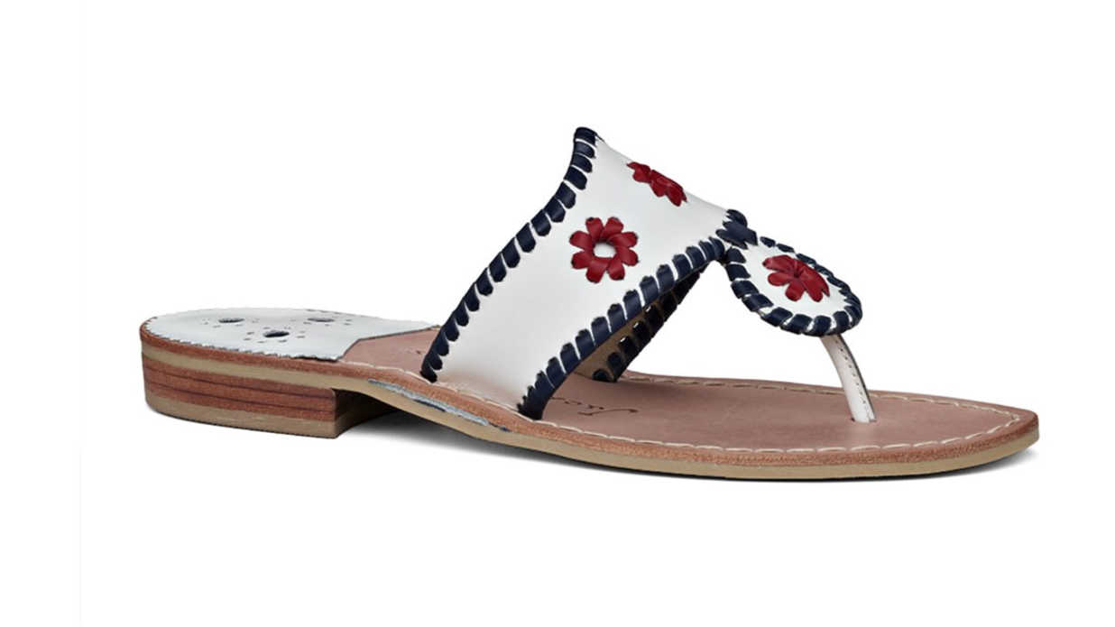 You Don't Want To Miss This Jack Rogers Sale