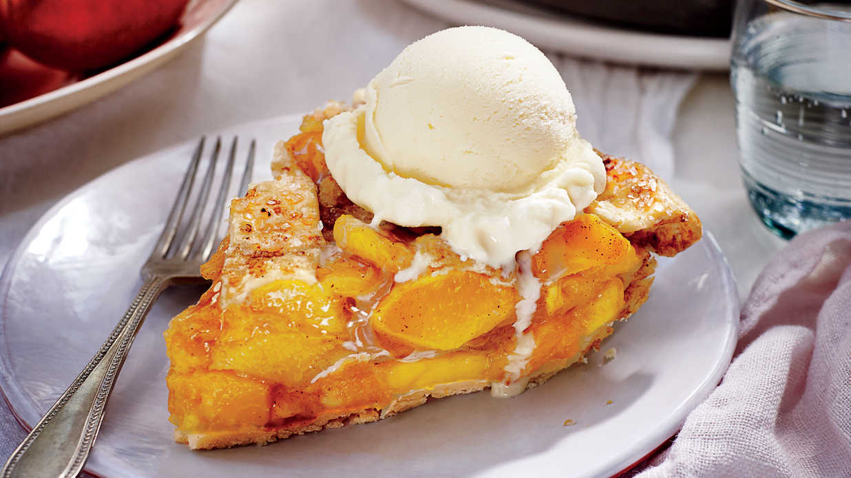 Food Network Peach Recipes