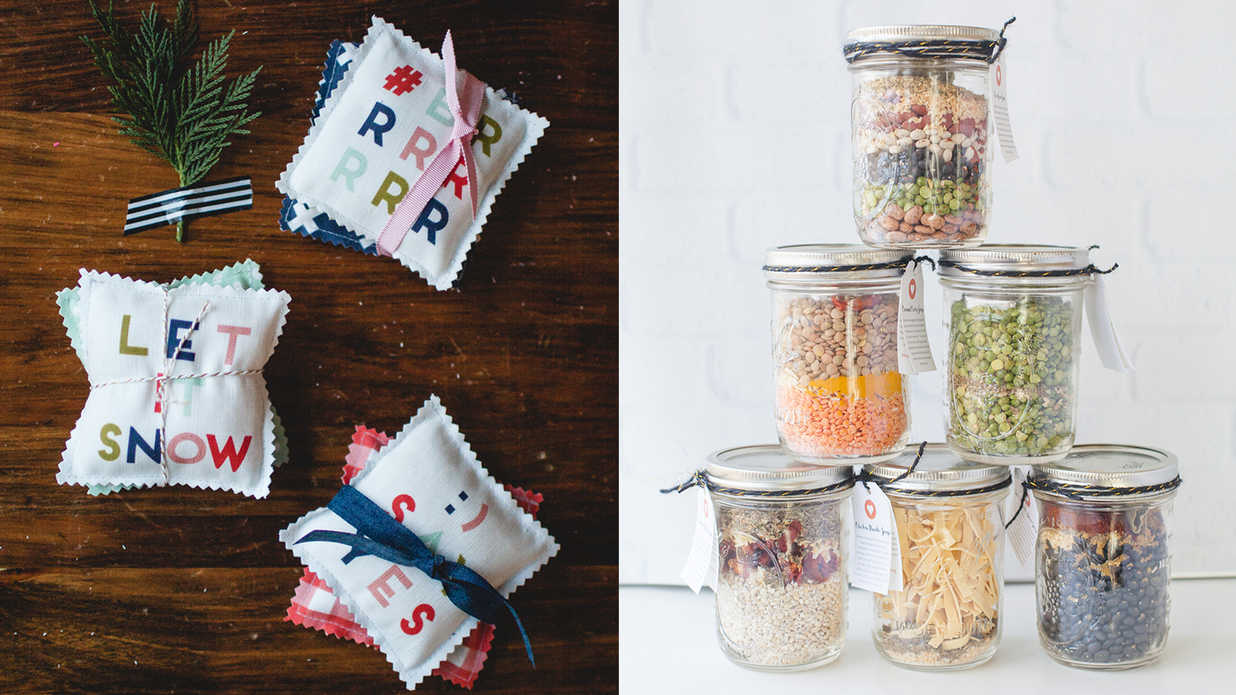 20 DIY Christmas Gifts Anyone Would Be Excited to Open