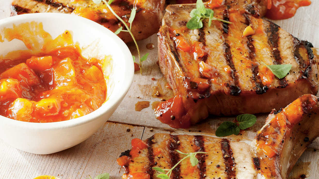 7 Tasty Grilled Pork Chop Recipes