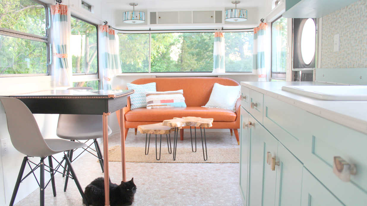 Anyone Who Thinks Tiny Houses Are a New Trend, Behold This 1955 Stunner