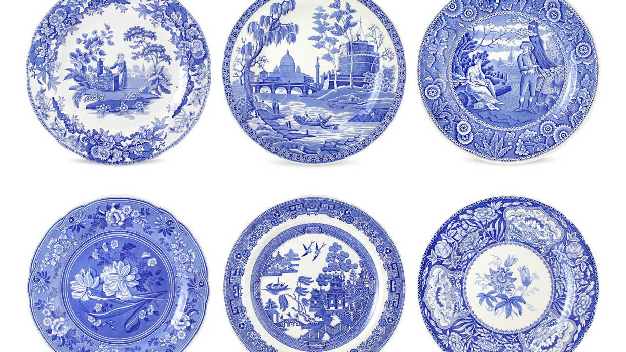 Our Favorite Blue And White China Patterns Southern Living