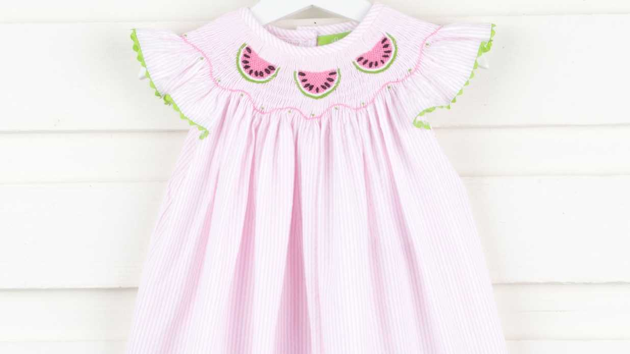 Our Favorite Smocked Birthday Dresses