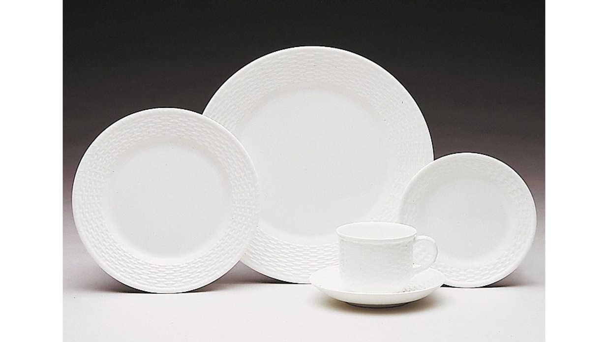 Our Favorite White China Patterns