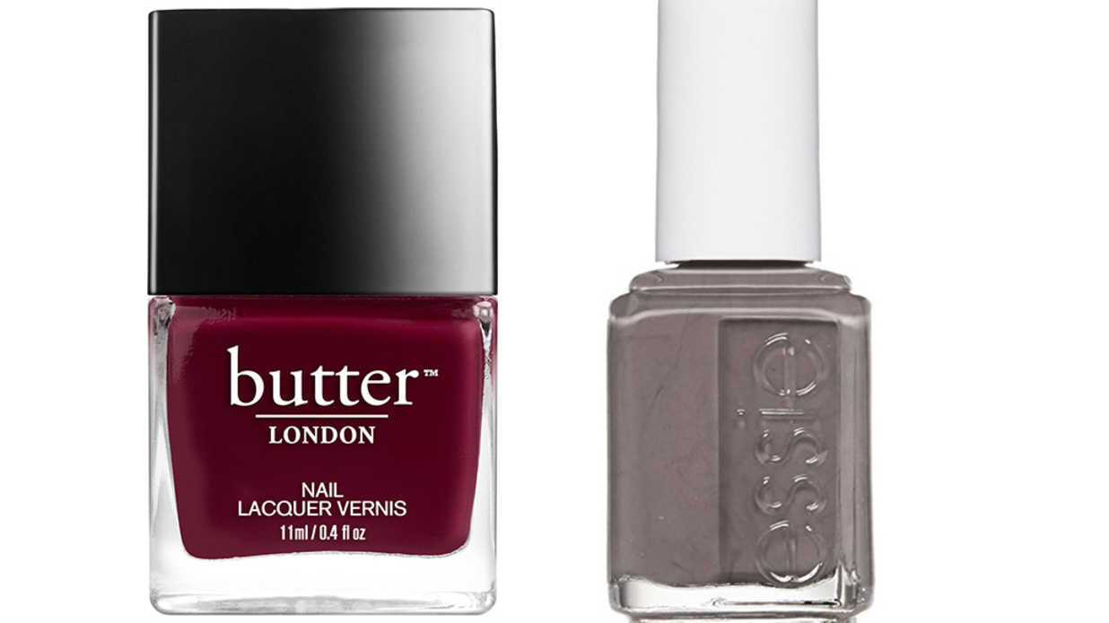 Our Favorite Nail Polish Shades for Winter