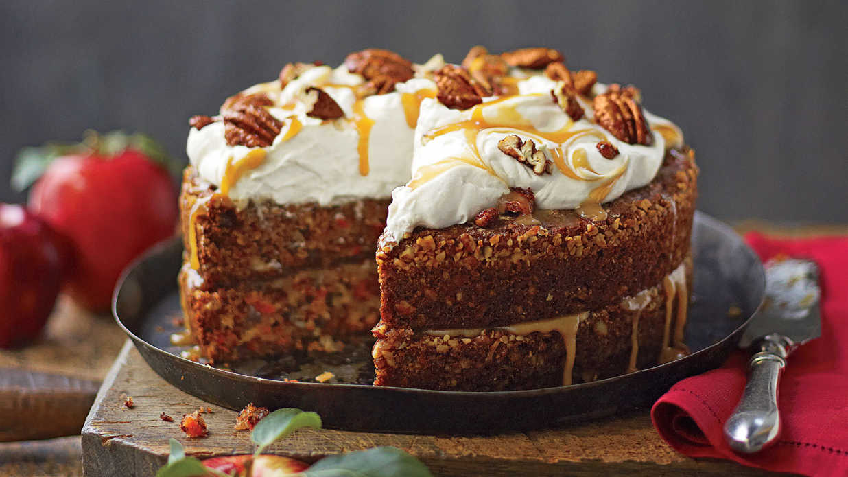 Carrot Apple Cake Southern Living