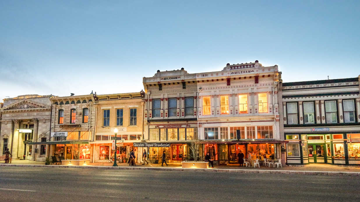 The South's Prettiest Cities 2018