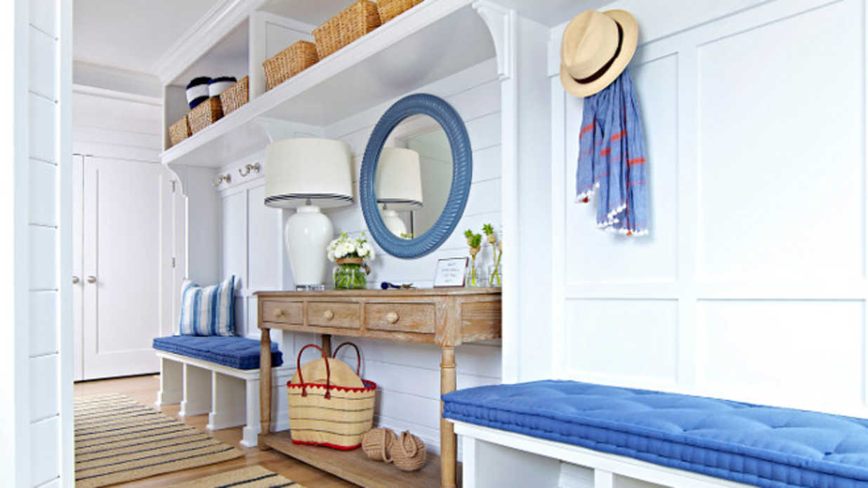 15 Mudroom Ideas We're Obsessed With