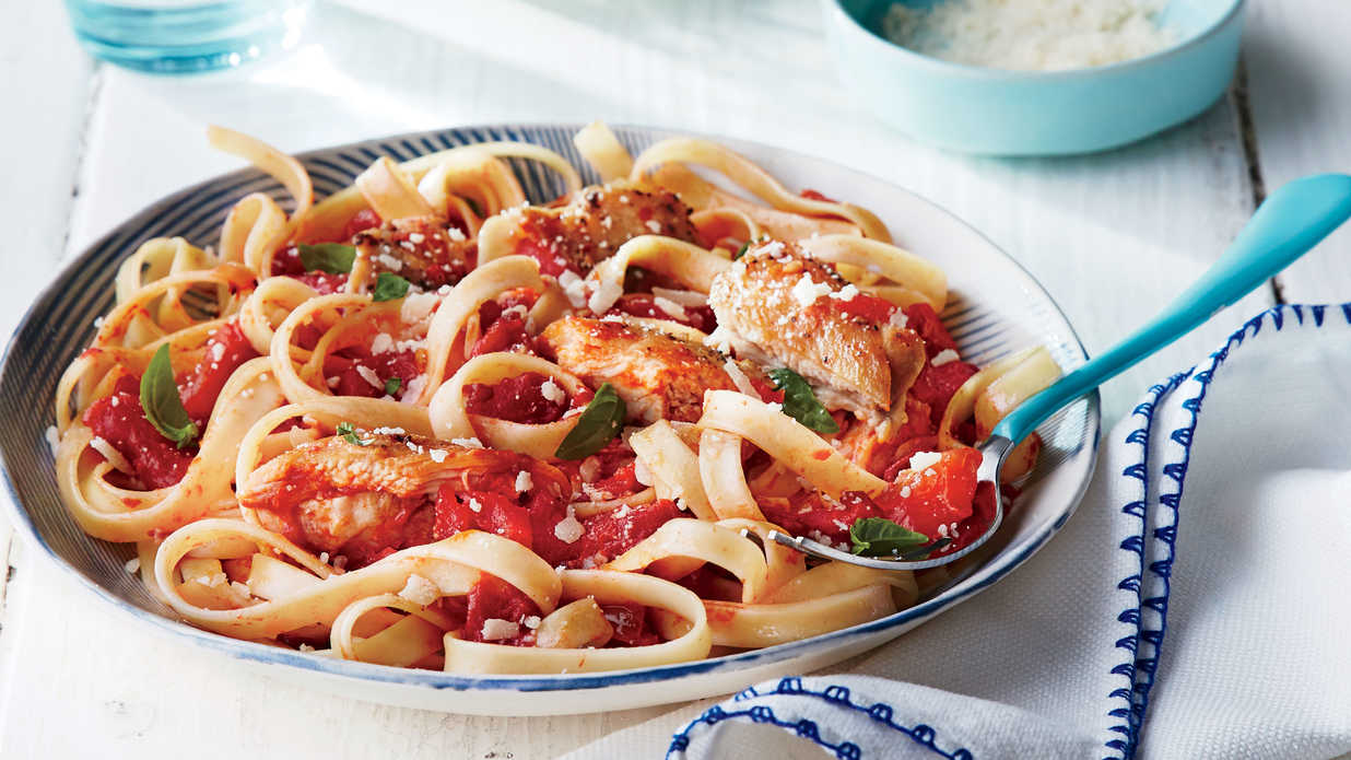 25 Chicken Pasta Recipes That Make Dinnertime So Deliciously Easy
