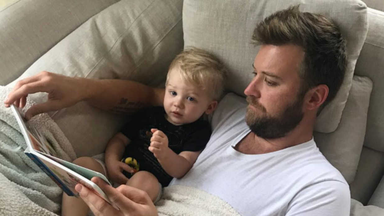 Charles Kelley Family