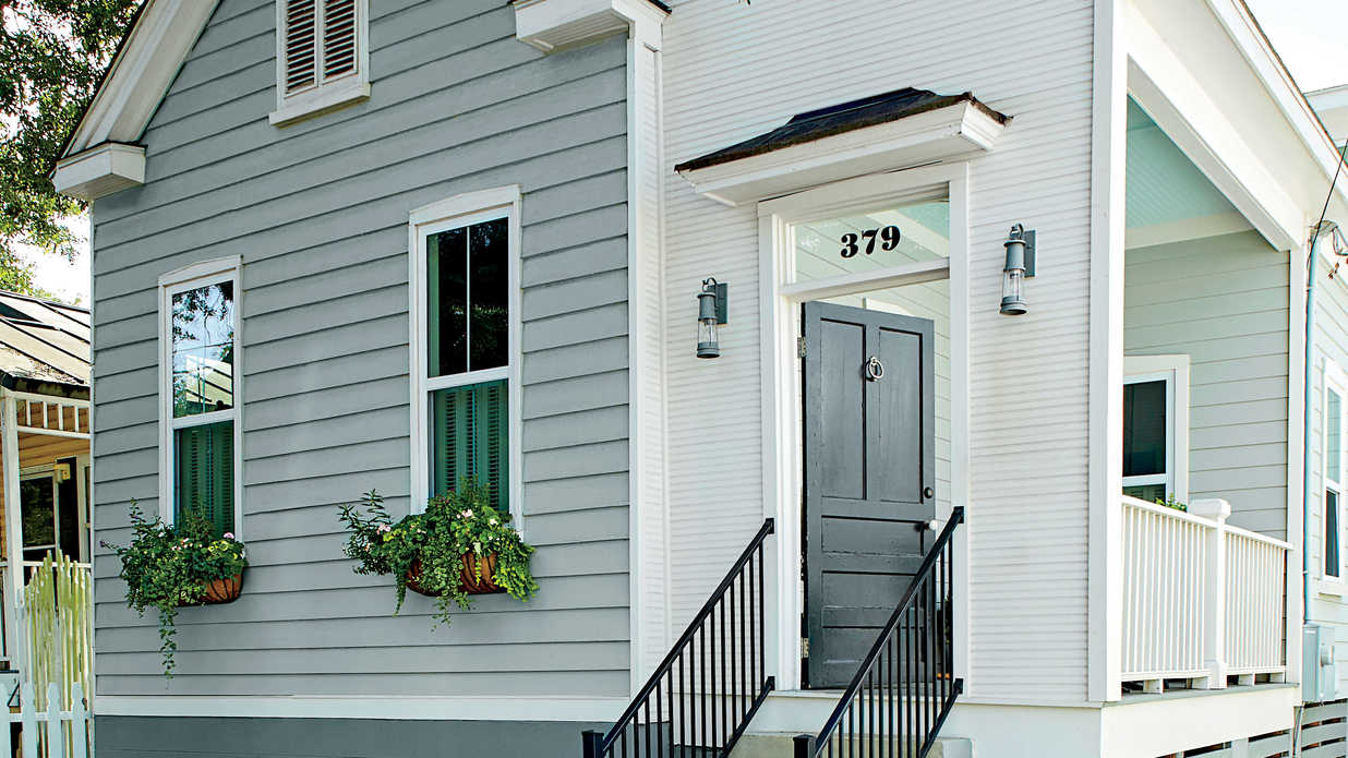 This 1930's Charleston Cottage Gets an Incredible Makeover