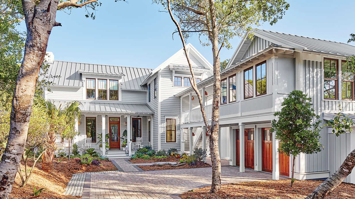 Our Dream Beach House: Step Inside the 2017 Southern Living Idea House