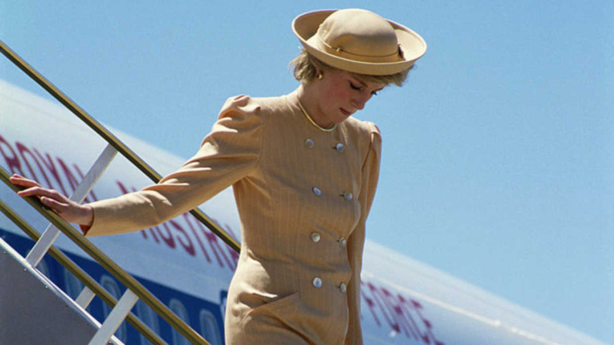 The Best Style Moments of Princess Diana